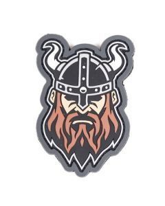 Viking Head Morale Patch