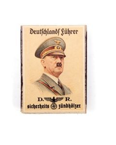 Vintage German Leader Matchbox