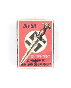 Vintage German SA Dagger Matchbox