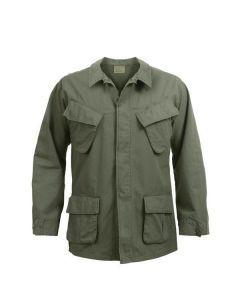 Vintage Vietnam War Fatigue Shirt