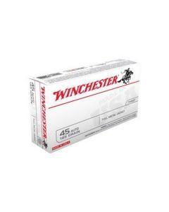 Winchester USA45A .45ACP Ammunition