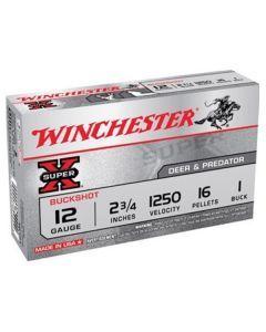 Winchester Buckshot - 12ga XB121