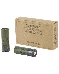 Winchester Q1544 Military Buckshot - 12ga