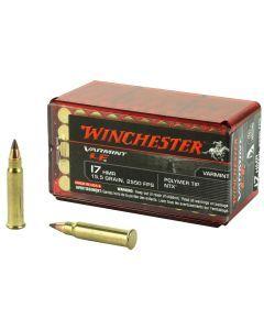 Winchester 17HMR  Varmint