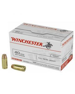 Winchester USA .40SW Value Pack