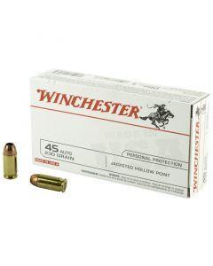Winchester .45 ACP JHP (230gr)