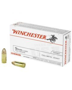 Winchester 9mm 124 Grain - USA9MM