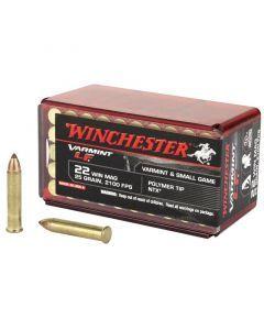 Winchester X22MHLF .22 WMR Ammunition