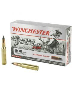 Winchester Deer Season XP 308 Winchester 20 Rounds | 150Gr | Poly Tip | X308DS