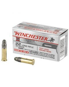 Winchester Super-X 22 LR 50 Rounds | 40Gr | Lead Round Nose | XT22LR