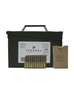 Federal 5.56 Ammo -  XM193LC1AC1