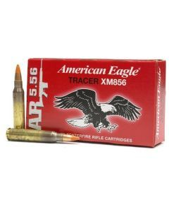 Federal XM856 5.56 Tracer Ammo