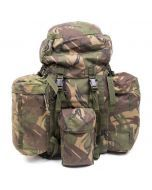 British Army PLCE Infantry Long Rucksack - With Pockets