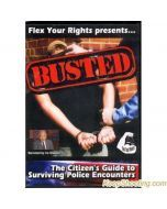 Busted - Front Cover