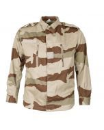 French Army Desert Camo Field Jacket