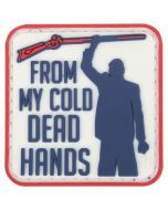 From My Cold Dead Hands Morale Patch - Full Color