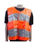 German Army High Visibility Safety Vest