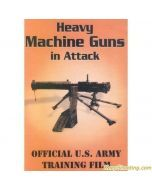 Heavy Machine Guns DVD - Front Cover