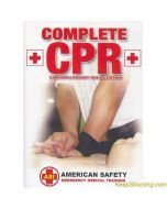 Complete CPR First Aid DVD - Front Cover