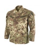Italian Army Vegetato Camo Field Jacket
