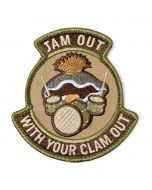 Jam Out With Your Clam Out Morale Patch