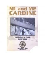 M1 & M2 Carbine DVD - Front Cover