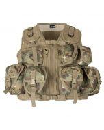 Mil-Tec Arid Woodland Assault Vest
