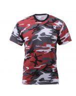 Red Camo T-Shirt