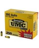 Remington UMC .380 Mega Pack