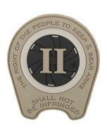 Right To Keep And Bear Arms 1911 Barrel Bushing Morale Patch