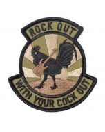 Rock Out With Your Cock Out Morale Patch
