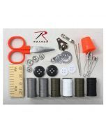 Rothco GI Style Sewing Repair Kit - Contents - 1121
