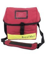 British Royal Mail Large Courier Bag - High Visibility