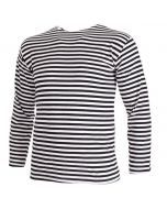 Russian Navy Striped Shirt