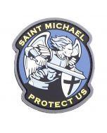 Saint Michael Protect Us Morale Patch
