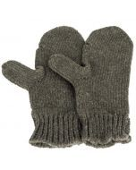 Swedish Wool Trigger Finger Mittens