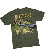 671 Grains of Diplomacy - Snipers Define the Battlespace