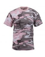 Subdued Pink Camo Shirt
