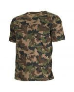 Swiss Army Woodland Camo T-Shirt