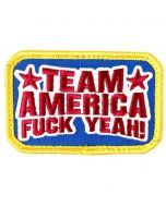 Team America World Police Morale Patch