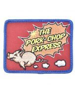 The Pork Chop Express Morale Patch