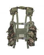 US Military Enhanced Tactical Load Bearing Vest - 8415-01-296-8878