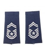Air Force Senior Master Sergeant Insignia Pair - 8455-01-389-7428