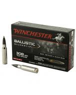Winchester Ballistic Silvertip 308 Winchester 20 Rounds | 150Gr | Poly Tip | SBST308