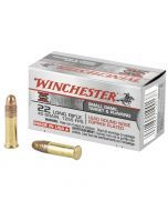 Winchester High Velocity Super-X 22 LR 50 Rounds | 40Gr | Copper Plated Round Nose | X22LR