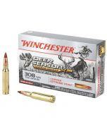 Winchester Deer Season XP Copper Impact 308 Winchester 20 Rounds | 150Gr | Poly Tip | X308DSLF