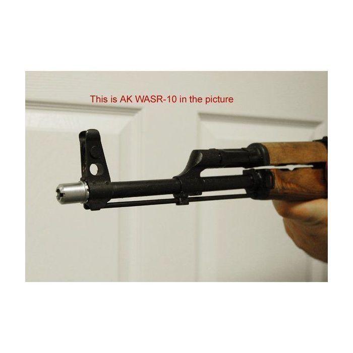 AK-47 Threaded Blank Fire Adapter