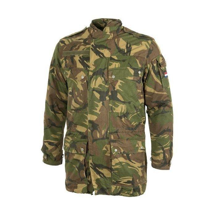 Military Camo Parka