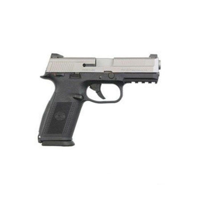Ergonomic Striker-Fired FN Pistol