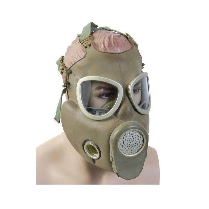 gas mask m10